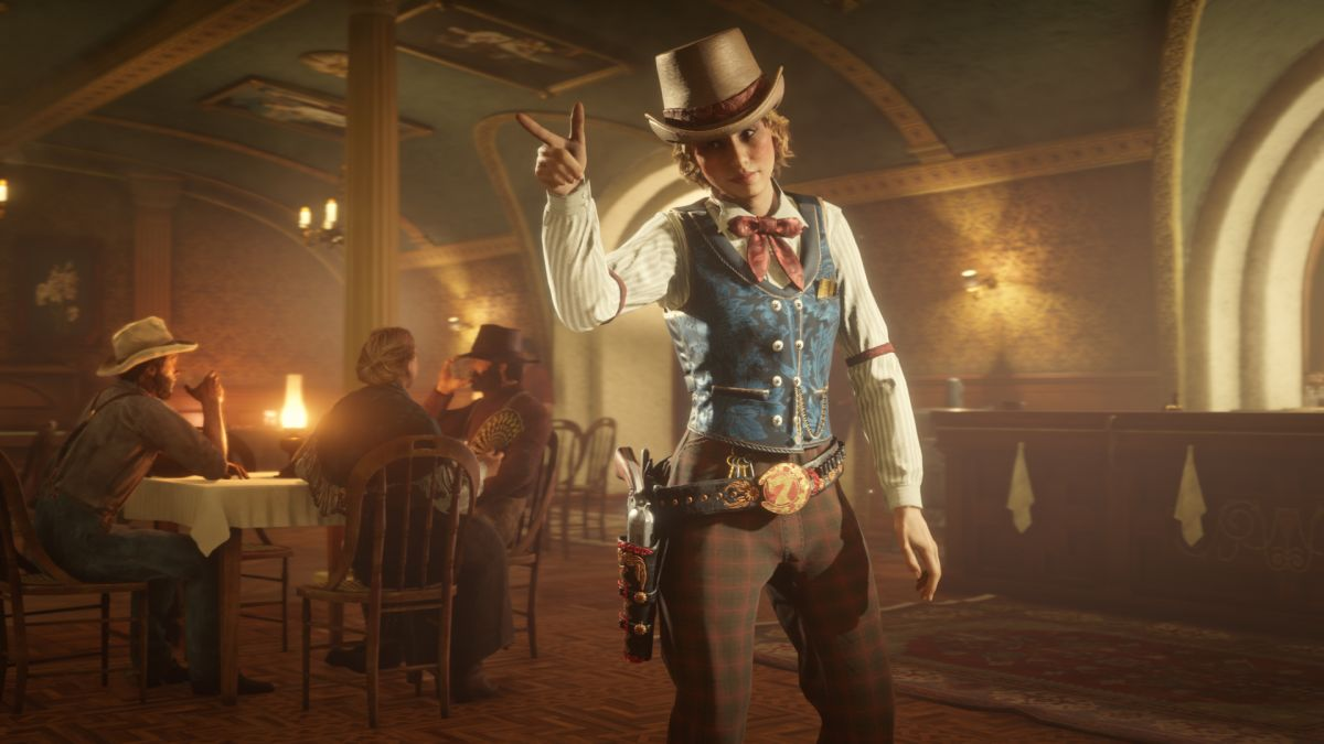 Red Dead Online will let you become a booze baron with your own speakeasy