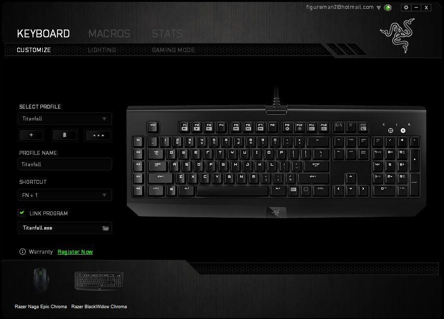 Razer BlackWidow Chroma Keyboard Review   Tom's Guide