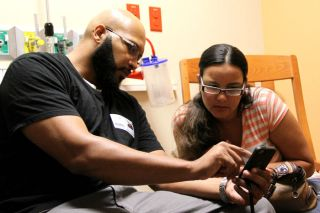 Barr family using EASE app, updates, surgery, technology