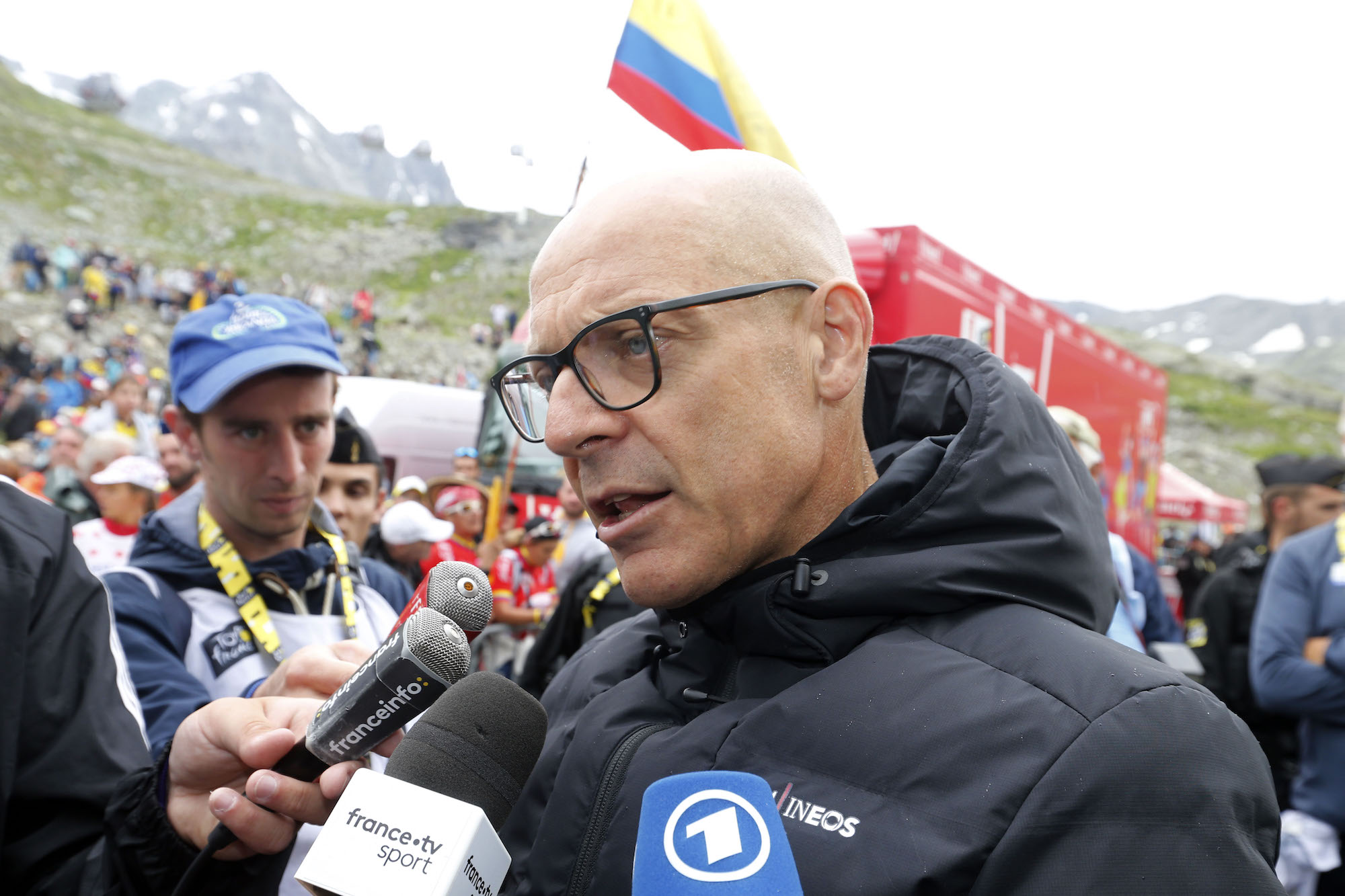 Sir Dave Brailsford: Geraint Thomas and Chris Froome know when to put the team first
