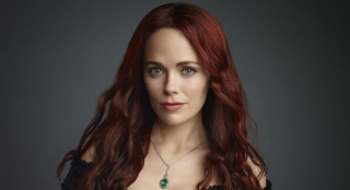 Katia Winter in Sleepy Hollow.