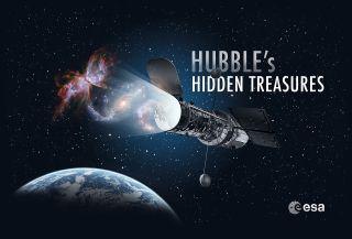 hubble hidden treasures photo