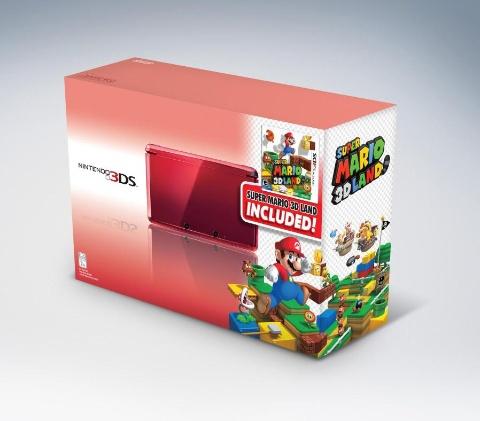 Ocarina Of Time, Super Mario 3D Land 3DS Bundles Announced #19783
