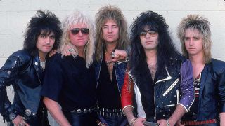 Great White in 1986