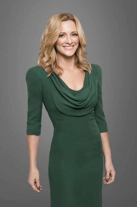 Gabby Logan Reveals She Was A Nervous Wreck Before