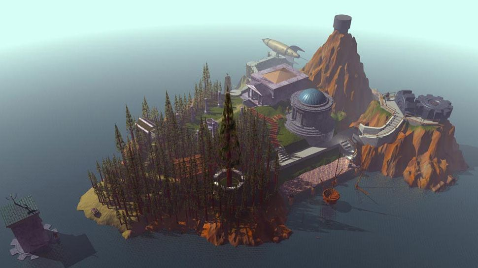 Cyan is releasing updated versions of all the Myst games to mark series' 25th anniversary