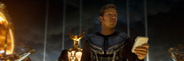 Star-Lord in Guardians of the Galaxy 2
