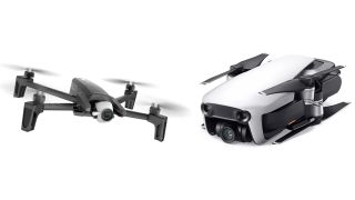 Parrot Anafi vs DJI Mavic Air: which 4K foldable drone