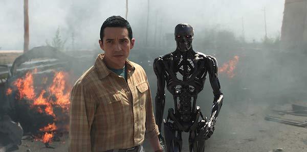 Gabriel Luna Pays Tribute To Mark Ruffalo With Look At Terminator: Dark Fate Mo-Cap Pajamas