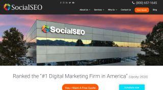 SocialSEO SEO services