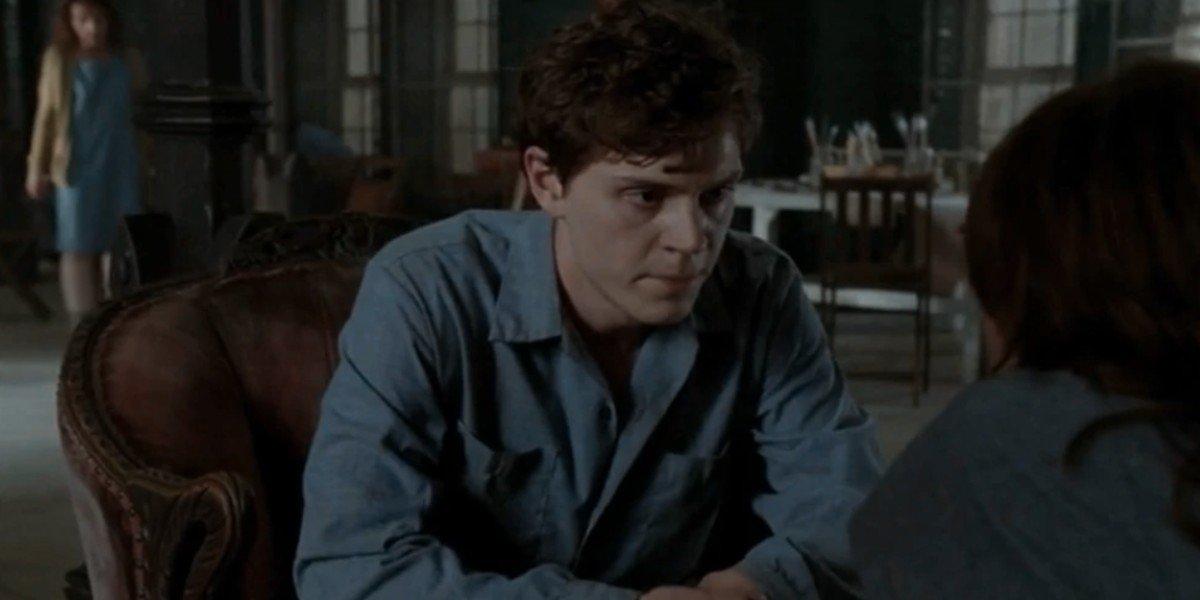 Evan Peters as Kit Walker in American Horror Story