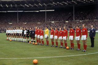 England v West Germany – 1966 World Cup Final – Wembley Stadium