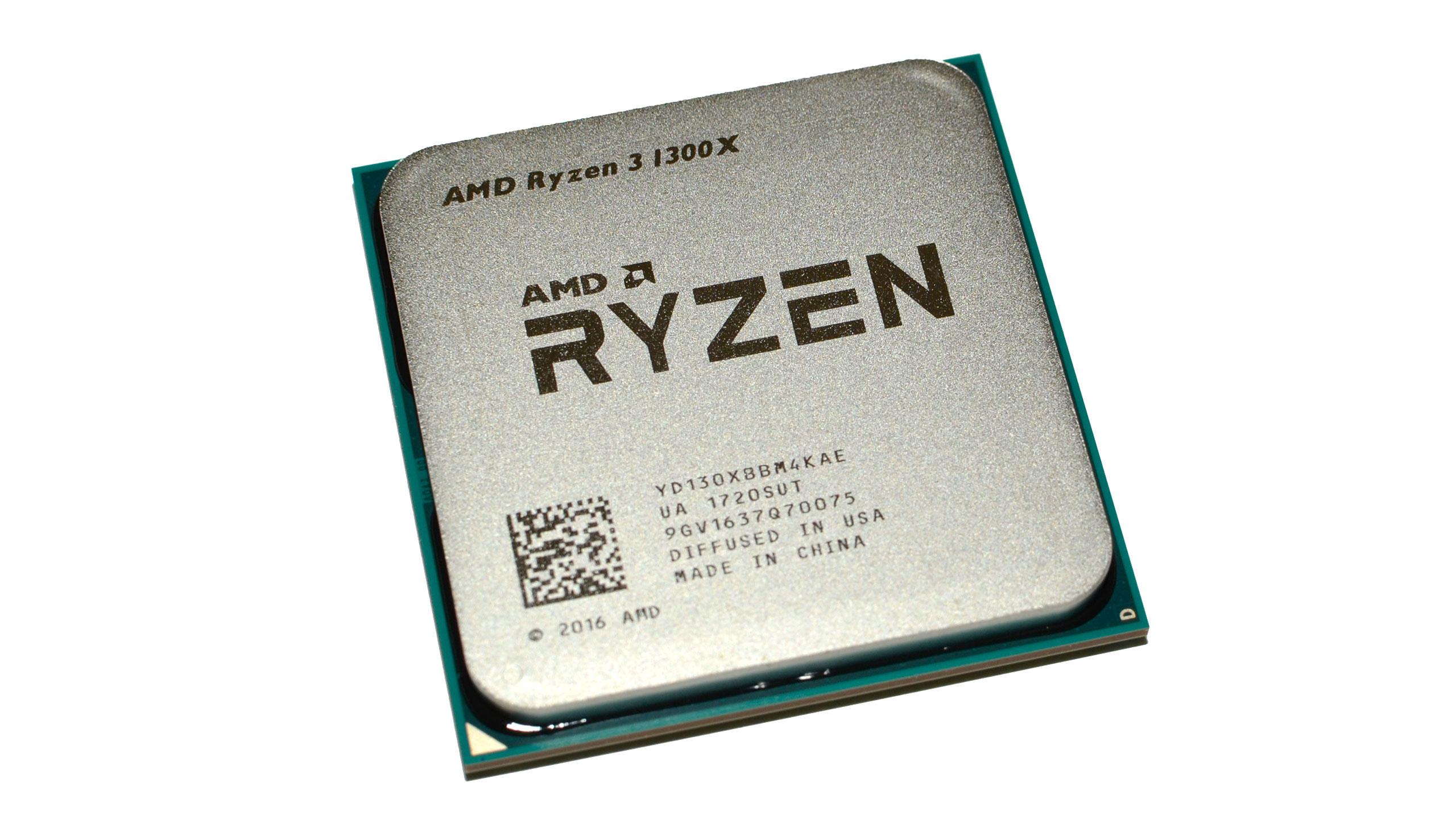 AMD Ryzen 3 review | PC Gamer