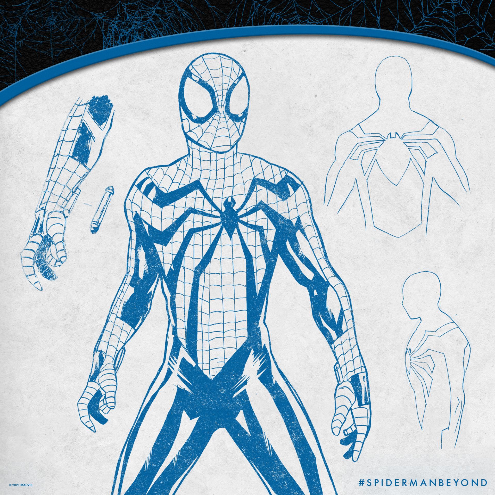 Spider-Man más allá