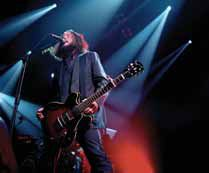 Scharff Weisberg Supports My Morning Jacket For U.S. Tour