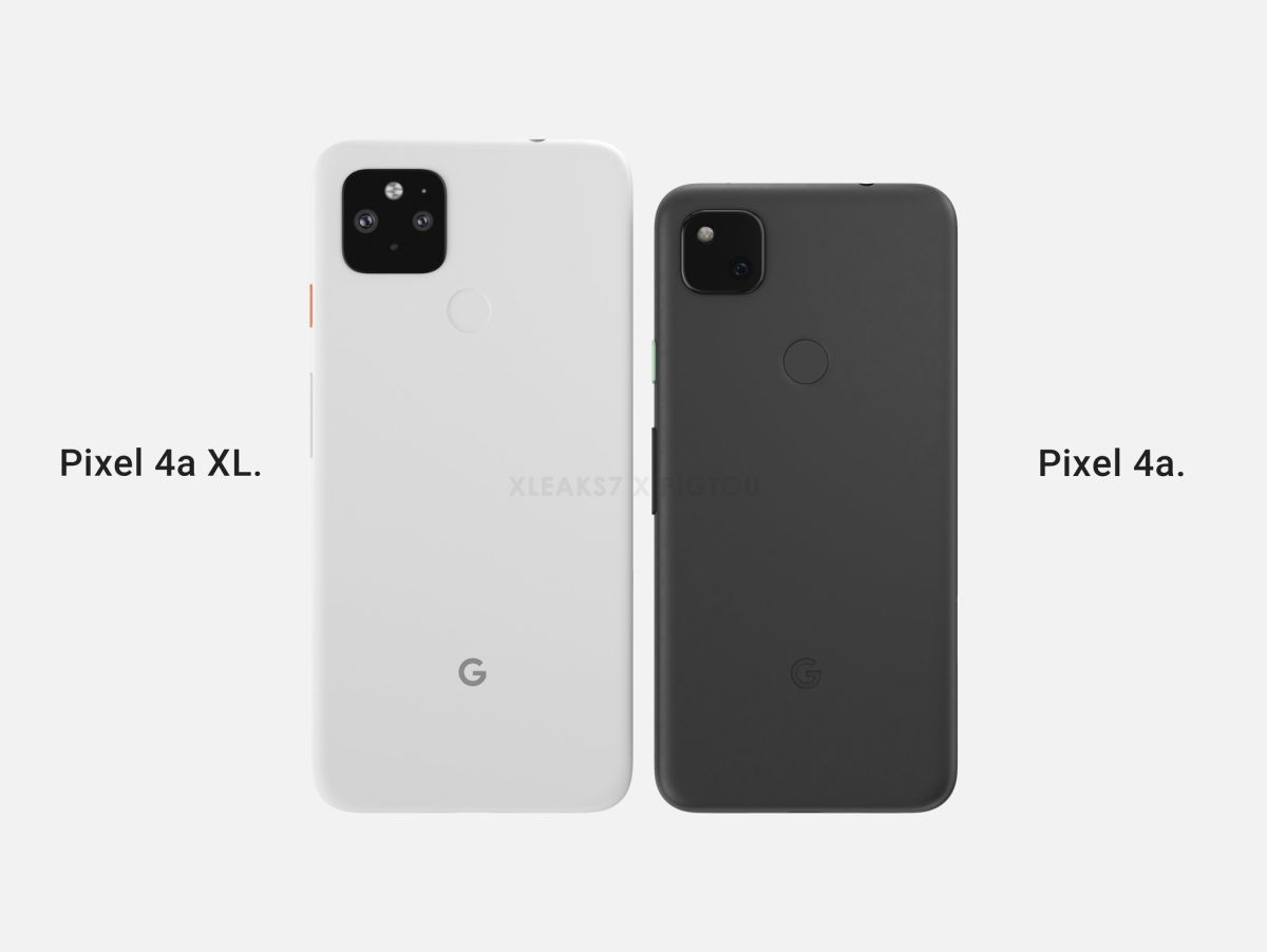 Google Pixel 4a XL design shows us the phone we could have had - Tom's Guide