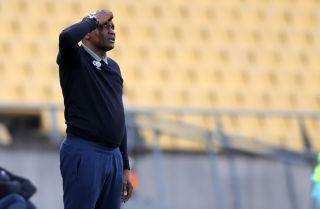 Bafana Bafana coach Molefi Ntseki