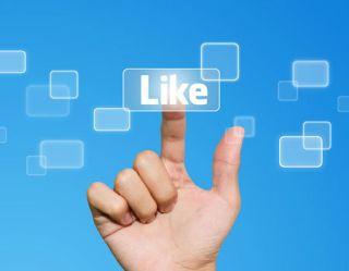 facebook, social media cues