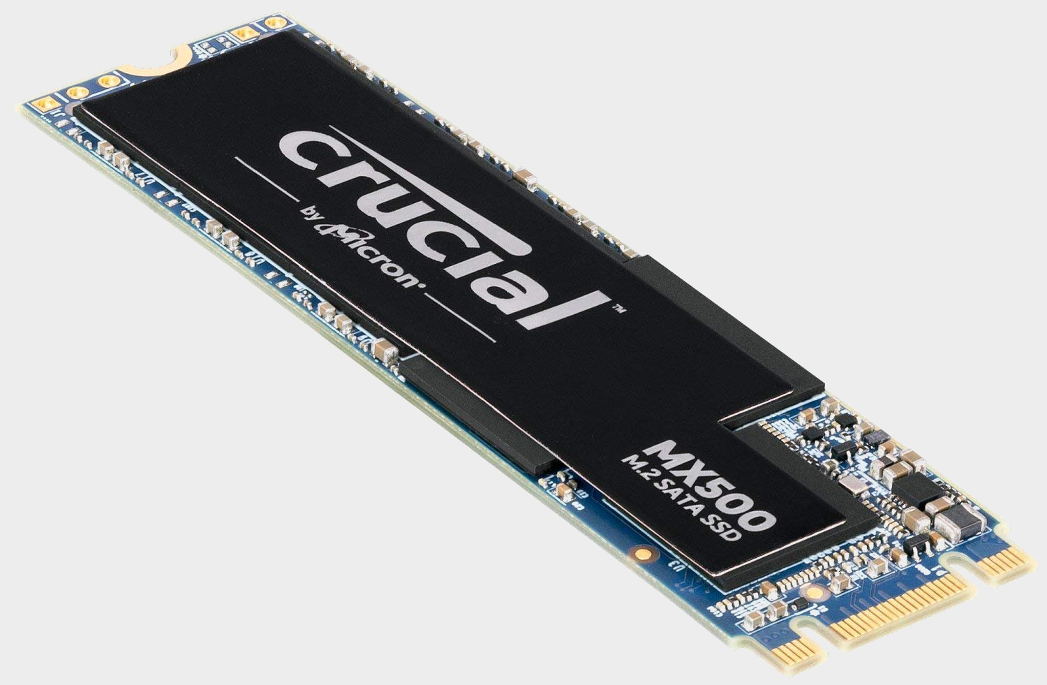 Crucial's 250GB M.2 SSD is just $34 right now | PC Gamer