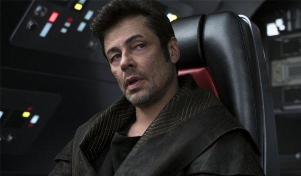 Benicio Del Toro DJ Star Wars The Last Jedi