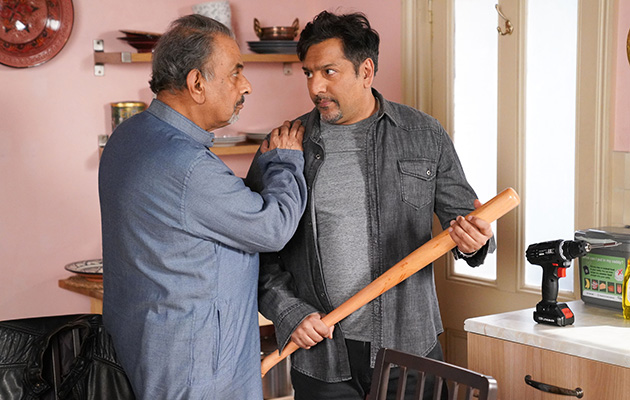 EastEnders Spoilers: Arshad Ahmed fears that he's under attack!