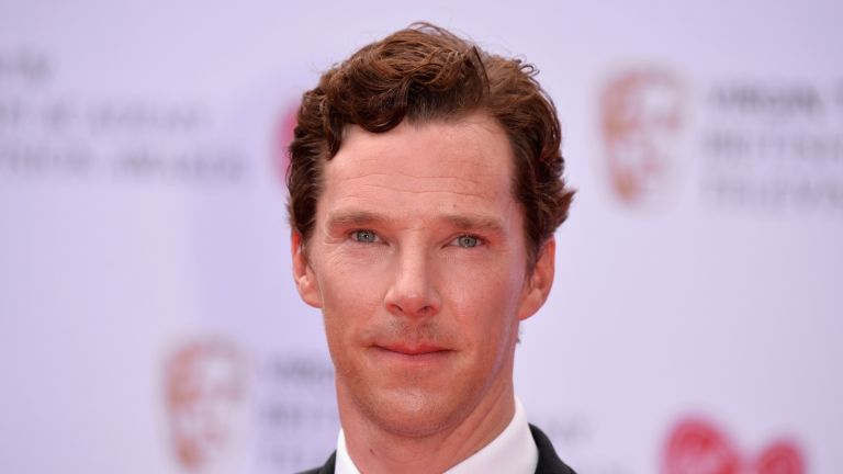 LONDON, ENGLAND - MAY 14: Benedict Cumberbatch attends the Virgin TV BAFTA Television Awards at The Royal Festival Hall on May 14, 2017 in London, England. (Photo by Jeff Spicer/Getty Images)