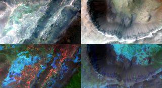 Mars Underground Water