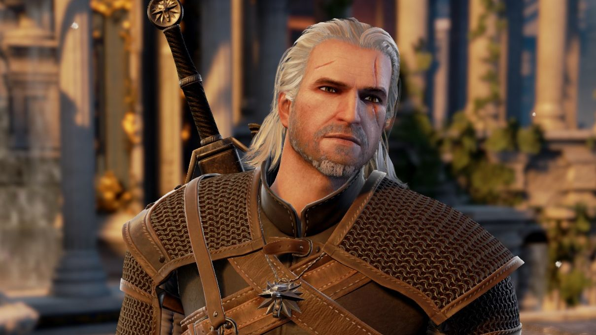 Geralt is a better fighter in Soulcalibur 6 than he is in