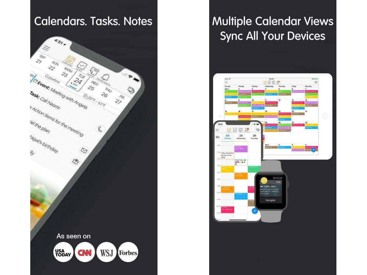 Best Productivity Apps of 2019 - Calendars, Timers, To-Do