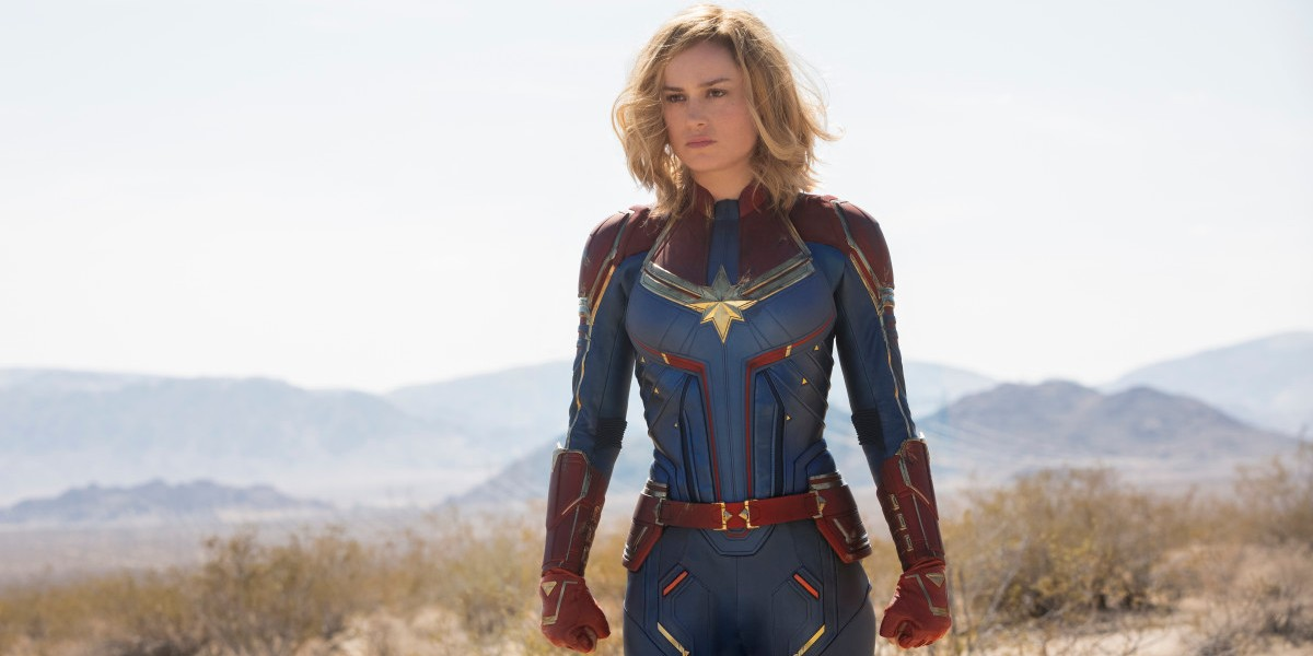 Brie Larson: What To Watch On Streaming If You Like The Captain Marvel Star