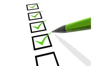 The Checklist Approach to Assessment