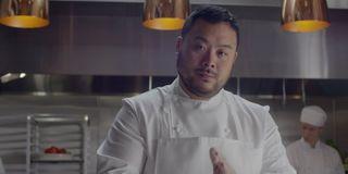 promo image of David Chang