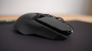 Logitech G Ring Finger Rest