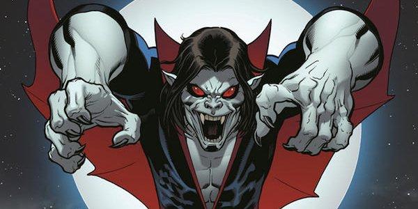 Morbius marvel comic