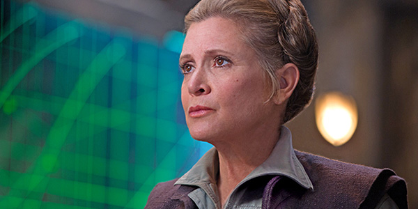 Carrie Fisher In Episode 8: Why Leia Is Very Important To Future Star Wars Movies