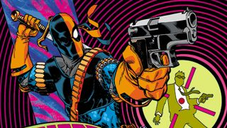 Deathstroke #41 variant cover
