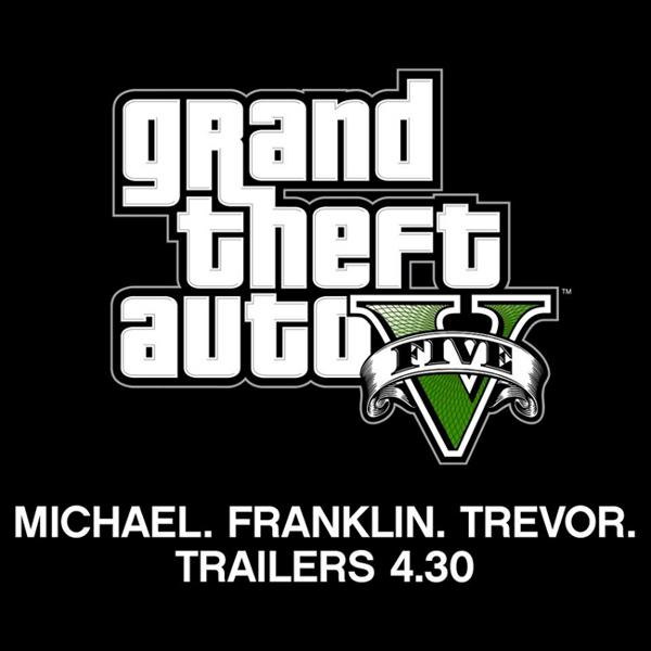 GTA V trailer teaser image