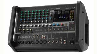 Yamaha Unveils New Models in EMX Powered Mixer Lineup