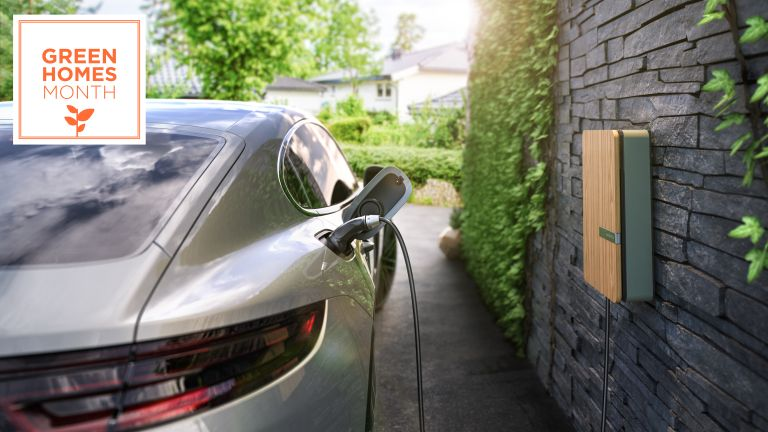 How to charge an electric vehicle at home