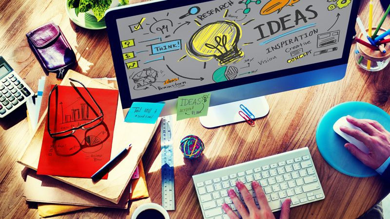 How to start building up your design portfolio