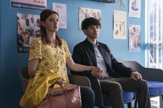 Three Families sees Amy James-Kelly star as Hannah Kennedy
