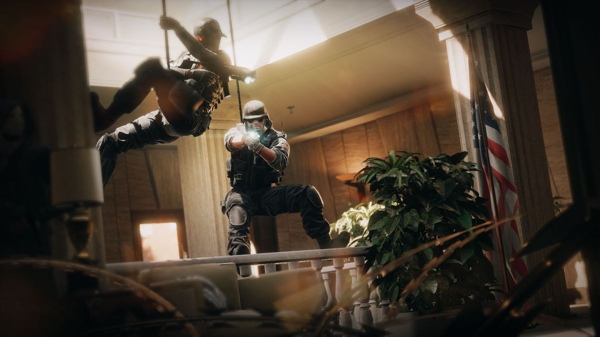 A basic guide Ranked play in Rainbow Six Siege