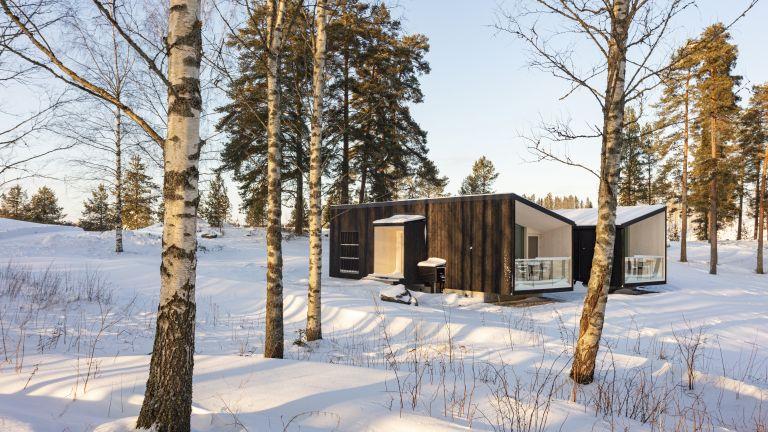 Uni Villa micro resort in Finland