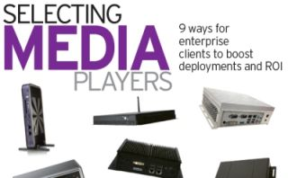 SELECTING MEDIA PLAYERS
