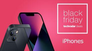 Black Friday iPhone deals hero image