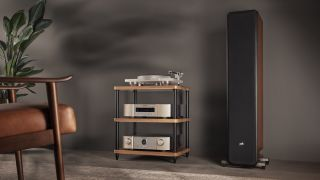 Stunning sound and build make this SACD player stand out