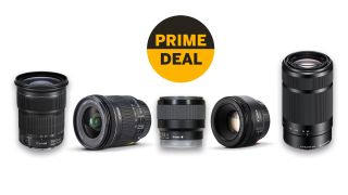 The 5 best Amazon Prime Day lens deals –save up to £180 on great glass!
