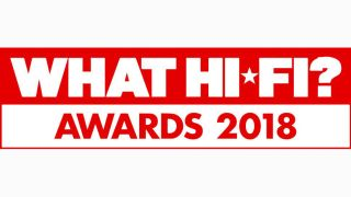 What Hi-Fi? Awards 2018