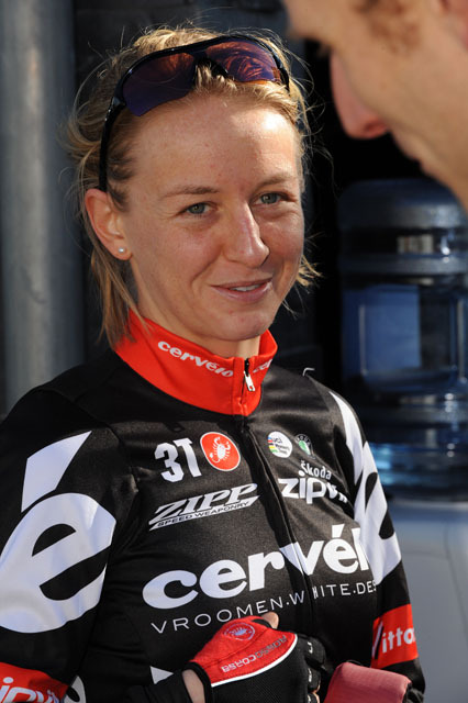 Emma Pooley Cervelo Test Team