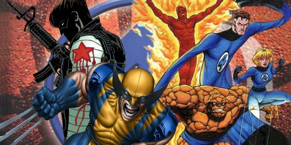 The X-Men And The Fantastic Four Team Up Movie Is On The Table